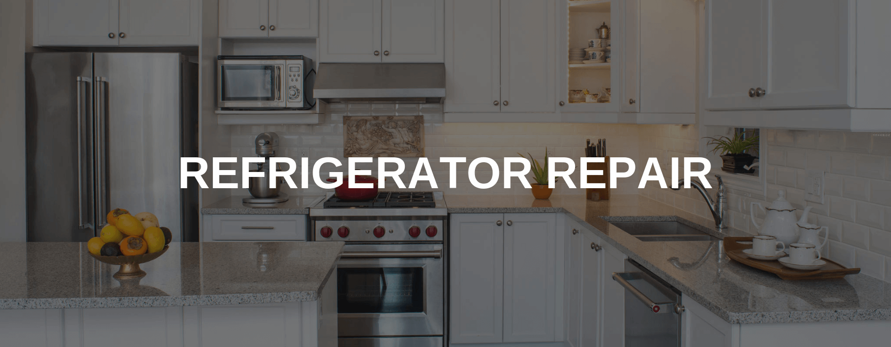 refrigerator repair madison