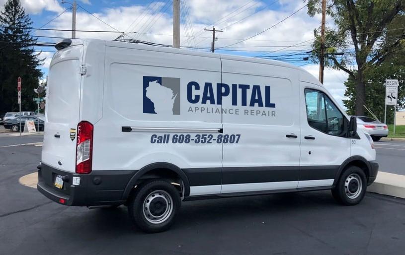 capital service van